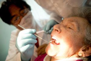 immediate dental care for elderly