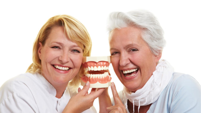 The Impact Of Living With Dentures In Hospice Care