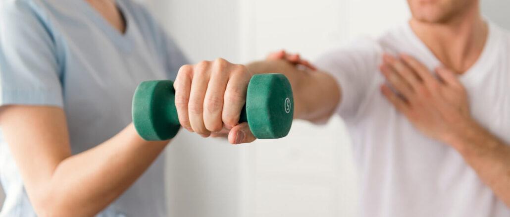 rehabilitation of an injury